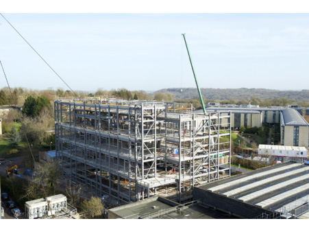 bath university construction